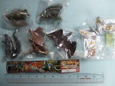 Godzilla 50th Bandai HG Part 5 Gashapon Figure King Ghidorah GOROSAURUS RODAN