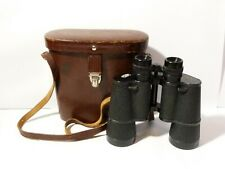 Clean Carl Zeiss Jena Jenoptem 7 x 50 W Multi-Coated Binoculars #CZ1