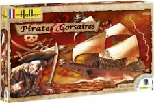 Heller 52703 Pirates & Corsaires Ship Model Kit Factory Sealed