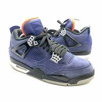 Air Jordan 4 Retro Winterized Loyal Blue Men's Size 8 100% Authentic CQ9597-401