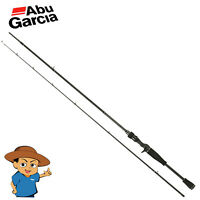 "Abu Garcia BASS FIELD BSFC-662M Medium 6'6"" bass fishing baitcasting rod pole"