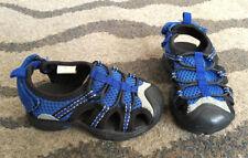 Blue-Fin Boys Girls Blue Fin Water Shoes Crock Style Kids Footwear Size 6 Us