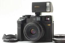 [Nuovo di zecca] Bronica RF645 Medio Formato Macchina Fotografica Zenzanon 65mm F/4 DAL GIAPPONE #1456