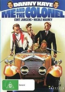 Me And The Colonel (DVD) NEW/SEALED [All Regions]