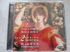 Brahms: String Quintets-colpo di Vienna Sextett-CD MADE IN SWITZERLAND