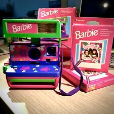 Polaroid Camera Barbie 2 Film pack.
