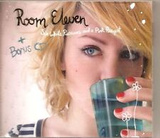 ROOM ELEVEN Six White Russians and A Pink Pussycat LTD ED DOUBLE CD w live trx
