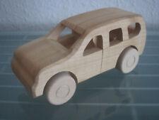 UNIKAT Geländewagen Van SUV Auto PKW LKW Modellauto Handarbeit NEU Holz