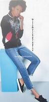 New Womens Blue Boyfit Crop NEXT Jeans Size 20 18 16 14 12 10 8 RRP £32