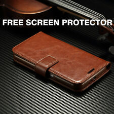 Luxury Leather Flip Case Wallet Cover Book For HTC Desire 650 530 U Play U Ultra