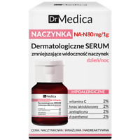 Bielenda Dr Medica Capillaries Dermatological Face Serum Reducing Skin Redness