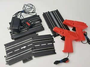 Vintage ARTIN 1/43 Slot Car Terminal Track - Power Supply & Controllers - Tested