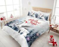 New Luxury Unicorn Duvet Cover Bedding Set with Pillow Cases, All Sizes