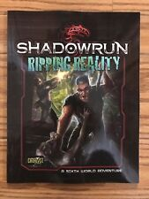 Shadowrun RPG: Denver 3 - Ripping Reality