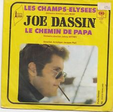 Joe Dassin-Les Champs Elysees vinyl single