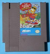 The Simpsons: Bart vs. The Space Mutants (Nintendo Entertainment System, 1991)