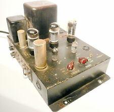 ROCK-OLA 1434 JUKEBOX:  Tested / Working / Rockin'  MONO TUBE AMPLIFIER 15416-A