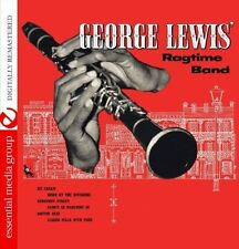 George Lewis - Ragtime Band [New CD] Manufactured On Demand