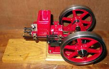 """Breisch Lil Brother 4 """" Flywheel Hit Miss Gas Engine Model Machinist Kit"""