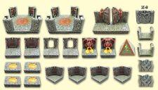 Dwarven Forge Master Maze Den of Evil Expansion NEW IN BOX Sealed MM-043 OOP D&D