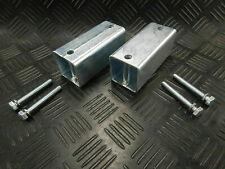 "Suzuki Samurai SJ410 / SJ413 Front Bump Stop 2"" / 50mm Spacers and Bolts"