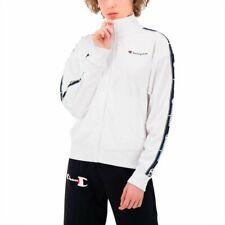 Champion Reißverschluss Band Orange Multi Logo Coaches Kurz