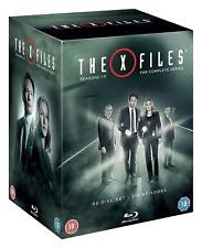 X-FILES SERIES 1-11 SEASONS COMPLETE COLLECTORS BLU RAY BOX SET NEW X FILES