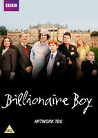 Billionaire Boy - John Thomson, Elliot Sprakes, Matt Lipsey New UK Region 2 DVD
