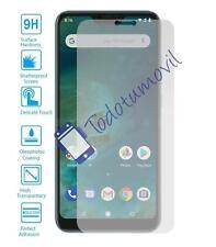 Lote Protector de Pantalla Cristal Templado Vidrio 9H para Xiaomi MI A2 Lite