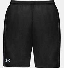 UNDER Armour MENS Shorts XL Gray HEAT Gear SIZE Sz TRANSIT Short 1100240 RUNNING