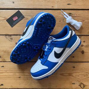 Nike Dunk Low NG 'Royal Blue' UK 7.5 2011 Golf Shoes