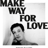 Marlon Williams - Make Way For Love [New CD]