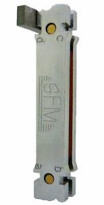 Lötmagnet Segmenthalter für Bohrkronen, Bohrsegmente, SFM,  4 Überstände