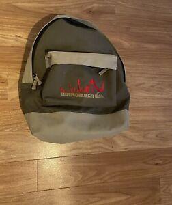 Quicksilver Rucksack Bagpack