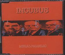 Incubus - Megalomaniac CD (single)