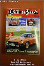 Oldtimer Praxis 9/98 BMW R 25 Datsun 240 Z