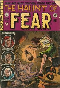 The HAUNT of  FEAR # 24