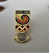 1988 SEOUL  Olympics TELEVISA MEDIA MEXICO  pin badge