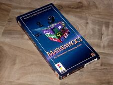 3DO Mathemagics COMPLETE IN BOX Very Rare ** ONLY One on Ebay ** Panasonic