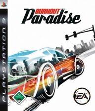 Playstation 3 BURNOUT PARADISE Neuwertig
