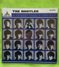 The Beatles EP A Hard Days Night Odeon 222 Sweden-different songs than Parlophn