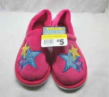 Youth Girls - Must Haves Fashion Footwear - Night Time Star Slippers - Nwt