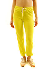Sundry Womens Casual Slouchy Sweatpants Lime Size US 1