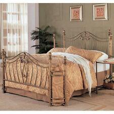 Coaster 300171KE Eastern King Size Bed in Golden Finish NEW