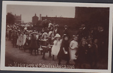 More details for postcard - netherton carnival, dudley - real photo 1900