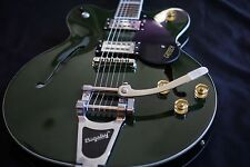 GRETSCH G2622T TORINO GREEN ELECTRIC SEMI HOLLOWBODY GUITAR FACTORY B-STOCK