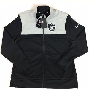 Nike NFL Las Vegas Raiders Team Apparel Lightweight Jacket Men's Sizes