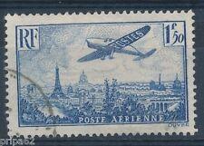 CO - TIMBRE DE FRANCE POSTE AERIENNE N° 09 oblitéré