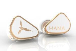 TANCHJIM New HANA 2021 Earphone Dynamic HiFi In-Ear Monitoring IEM