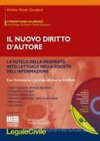 Il nuovo diritto d'autore, LEGALE CIVILE, MAGGIOLI EDITORE, 4°ED. GUADENZI